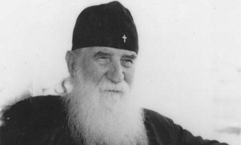 Беседа св. Јустина Ћелијског у Недељу Свих Светих[1] 1965. године у манастиру Ћелије