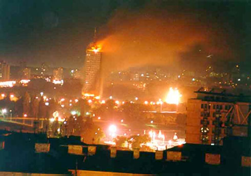 belgrade_on_fire_1999