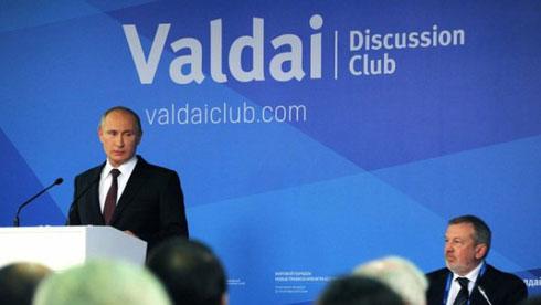 Putin-Valdaj