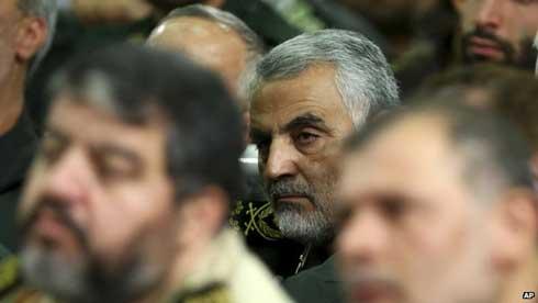 Генерал Касим Сулејмани (Извор: Би-Би-Си)