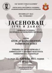 Plakat-jasenovac