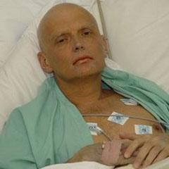 Литвињенко пред смрт