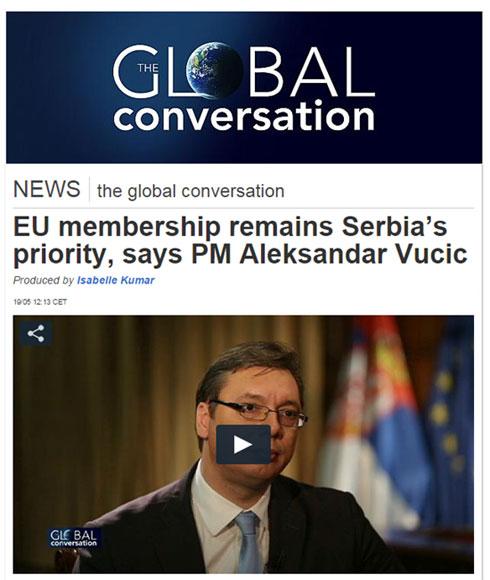 vucic-euronews