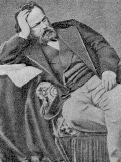 Александар Иванович Херцен (Москва, 1812 — Париз, 1870)