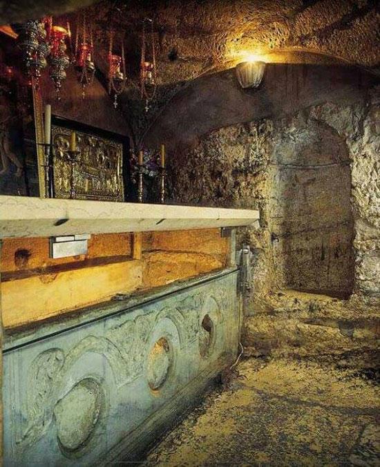 Гроб наше Пресвете Богородице у Гетсиманији