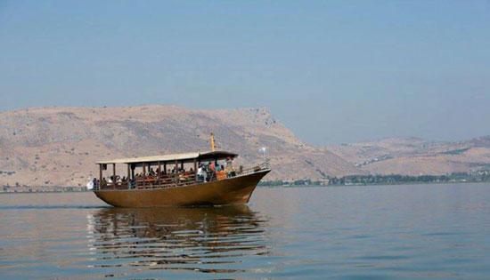 Галилејско језеро