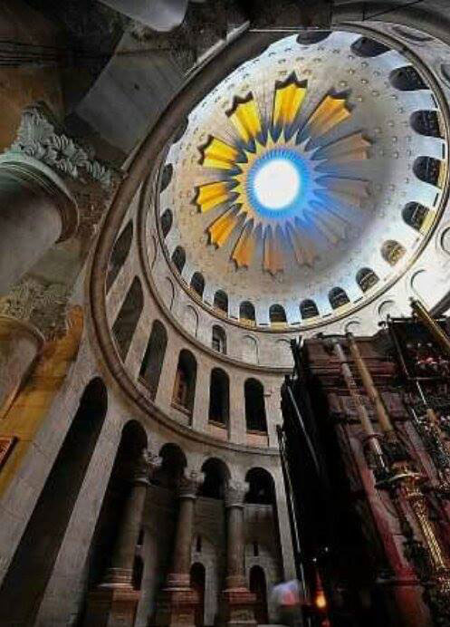 Кувуклија - Свети Гроб Господњи