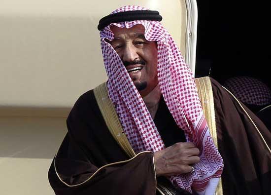Саудијски краљ Салман  (Reuters/Yuya Shino)