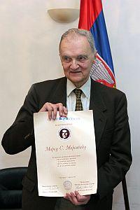 Др Марко С. Марковић 2007. године