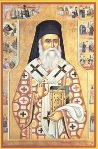 Молећи се пред иконом Светог Нектарија и уз освећено уље многи су задобили исцељења