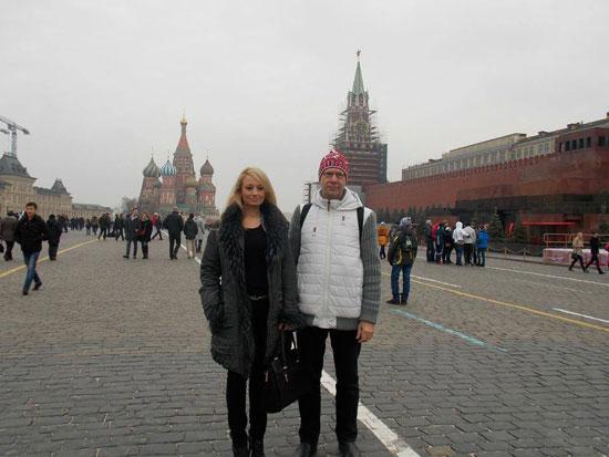 Dragana Trifkovic and Kris Roman in