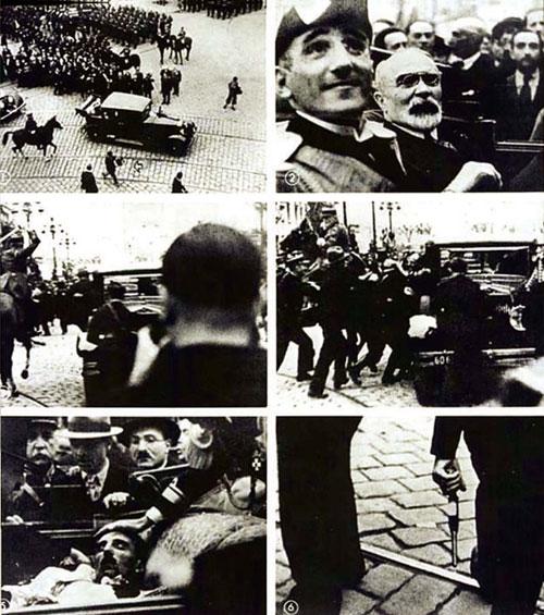 """Марсеј, 9. октобра 1934. године, фото: """"Вечерње новости"""""""
