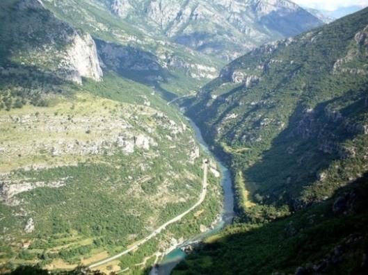 Кањон Мораче