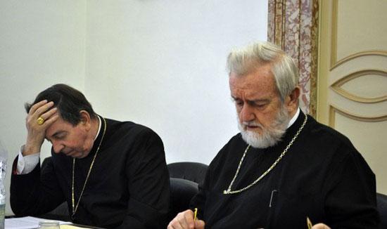 Кох и Зизјулас, лидери нове надрицркве