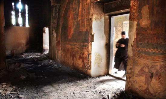 Уништили, обновили и присвојили: Храм Богородице Љевишке у Призрену (Фото: Фонет)