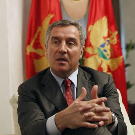 Мило Ђукановић (Фото: АП/Д.В.)