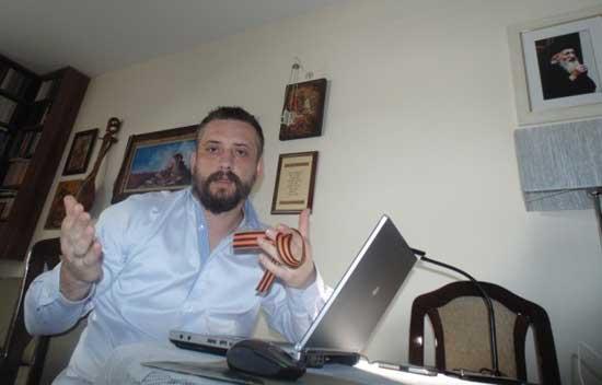 Владимир Вуковић, уредник Принцип-а (www.princip.me)