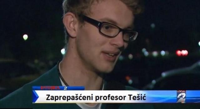 Profesor Tesic
