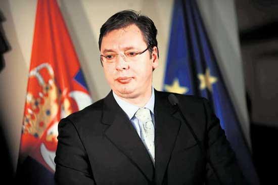 Александар Вучић (Фото: Танјуг)
