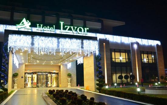 О плану за отпуштања говорили у паузама скупа: хотел Извор, Фото:www.a-hotel-izvor.com
