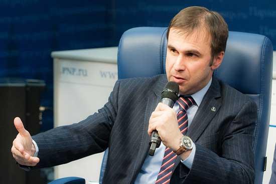 Виктор Колбановски (Парламентская газета)