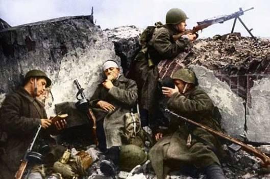 Совјетски војници