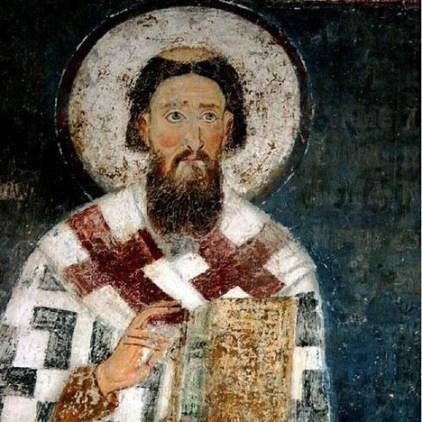 Свети Сава, манастир Милешева