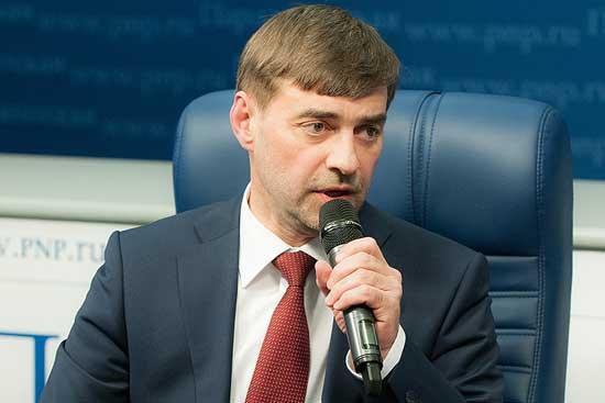 Сергеј Железњак (Парламентская газета)
