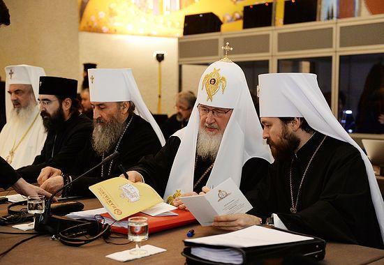 Други дан рада Скупа поглавара Помесних Православних Цркава. (Фото: О. Варов)