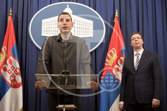 Директор Егзита и директор Србије