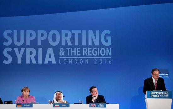 Донаторска конференција за Сирију, Лондон 2016. (Фото: АП)