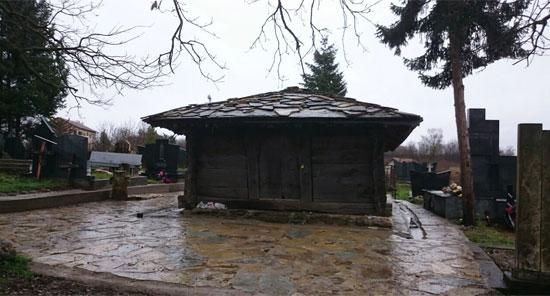 Најстарија брвнара-црква на Балкану, Гораждевац