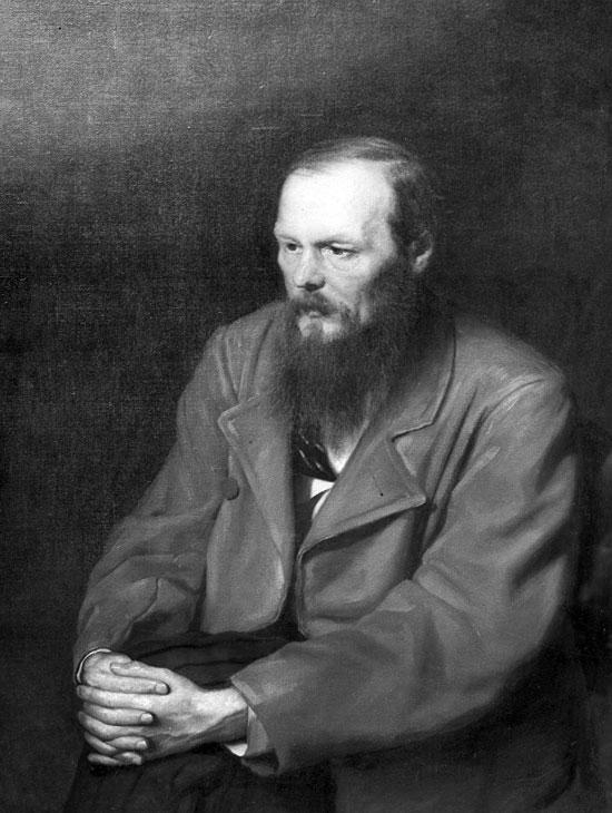 Портрет Фјодора Михајловича Достојевског (Василиј Григорјевич Перов) 1872. година