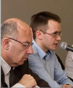Стефан Каргановић и Ендрју Корибко