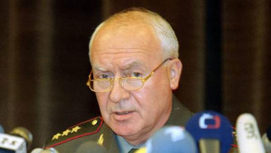 Генерал Родионов