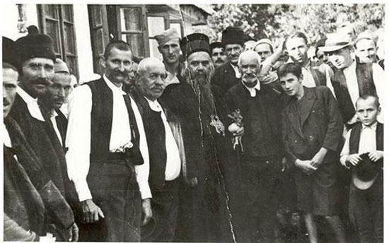 Свети Николај у родном Лелићу