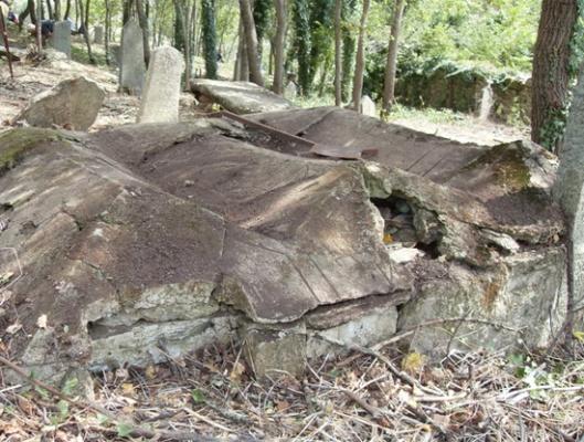 Слика 8. Овде су сахрањена заједно три ратна друга – Локација Скочивир