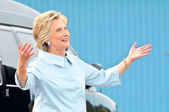 Хилари Клинтон (Фото: Ројтерс)