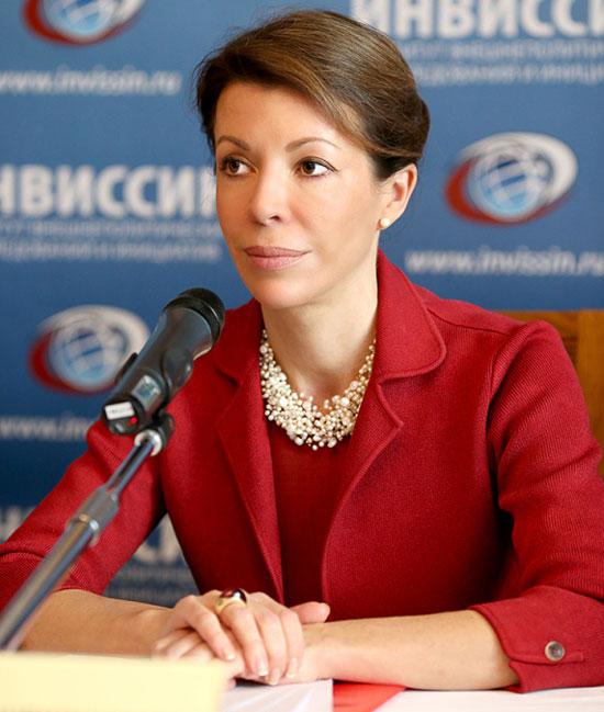 Вероника Јуревна Крашењинкова