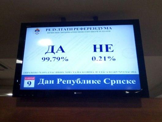 Девети јануар ће се и даље у Српској славити као Дан Републике (Фото: РТРС)