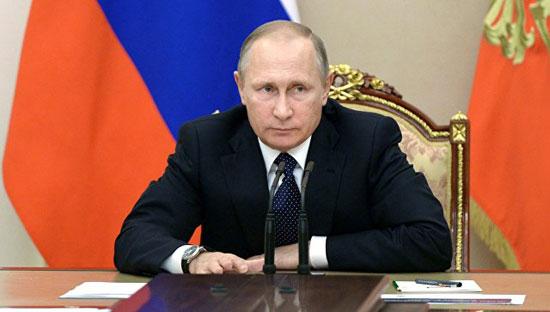 Владимир Путин (Фото: РИА Новости. Алексей Никольский)