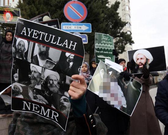 Протести широм света против погубљења у Саудијској Арабији (Извор: