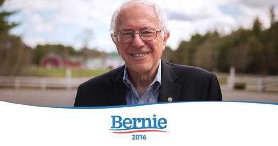 Берни Сандерс у кампањи унутар Демократске странке САД