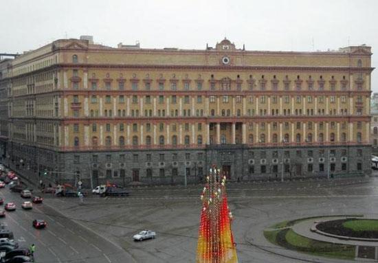 Седиште ФСБ, главног наследника КГБ-а, у Москви на тргу Љубљанка (REUTERS/Thomas Peter)