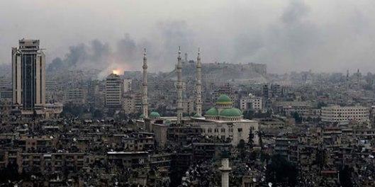 Владимир Гујаничић и Милош Милојевић: Битка за Алеп, Стаљинград нашег доба