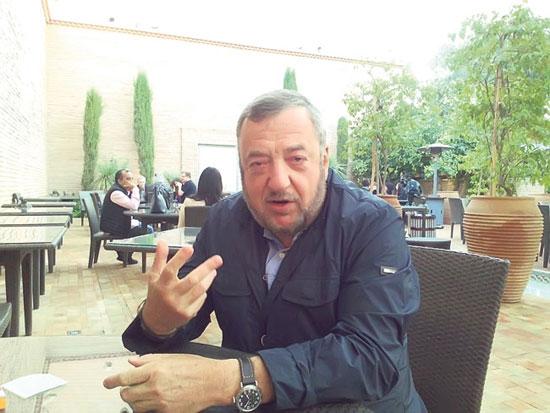 Павел Лунгин (Фото: Дубравка Лакић)
