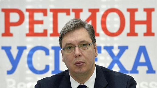 Александар Вучић © Zoran Žestić – TANJUG. wikimedia.org