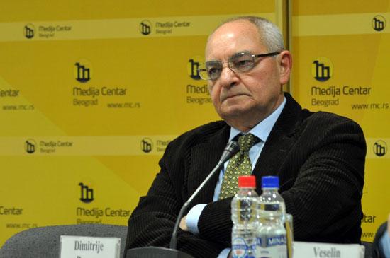 Димитрије Боаров (Извор: Медија центар Београд)