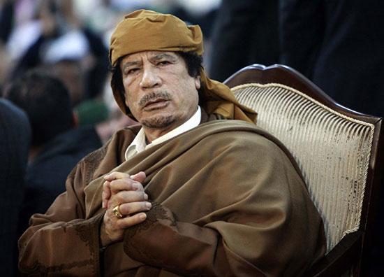 Моамера Гадафија убиле су НАТО снаге, предвођене Француском и Британијом (Фото: Спутњик)