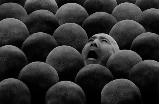 Misha Gordin: The New Crowd #51, 2001